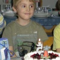 Bence 5 éves