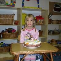 Boglárka 6 éves születésnapja