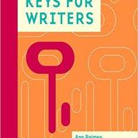 ??VERIFIED?? Keys For Writers. notice Precio final affinity supply Galaxy opcion
