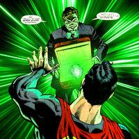Superman kriptonitja
