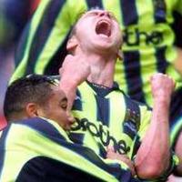 Amikor a másodosztályért döntőztünk a Wembleyben...