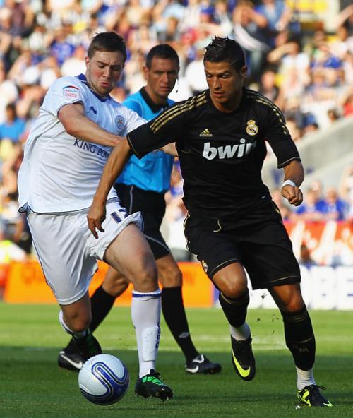 Johno Vs Ronaldo
