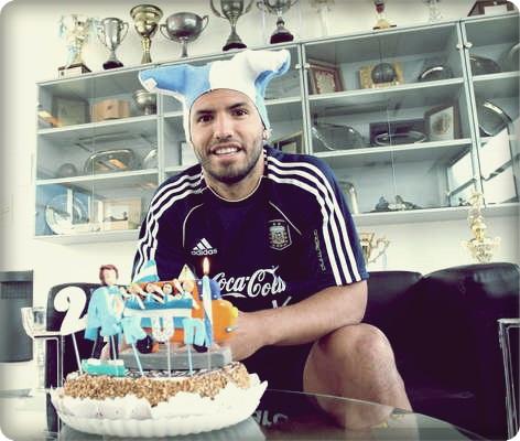 Születésnap, tortával
