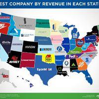A legnagyobb vállalatok