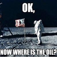 Itt az olaj alja!