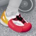 Motoros cipő-orrvédő