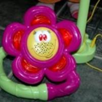 Állványos gyerek mikrofon