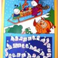 Bogyó és Babóca naptár