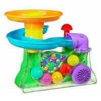 Playskool busy basics busy ball popper