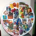 Évszakos naptár gyerekeknek - kreatívkodás otthon