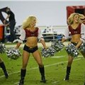 2013. Panthers vs. Buccaneers Cheerleaders