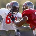 Edzőtábor 2013: Demar Dotson a legjobb jobb oldali tackle akar lenni az NFL-ben