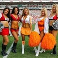 2013. Falcons vs. Buccaneers Cheerleaders