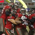 Amikor a támadó falember, és a hatodik számú futó szerzi a touchdownt