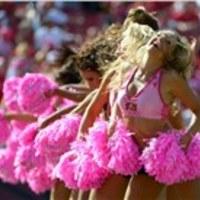 Chiefs vs. Buccaneers Cheerleaders
