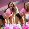 2013. Eagles vs. Buccaneers Cheerleaders