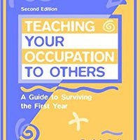 ''ZIP'' Teaching Your Occupation To Others: A Guide To Surviving The First Year (2nd Edition). Check balon asesorar services version