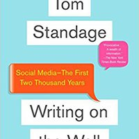 Writing On The Wall: Social Media - The First 2,000 Years Book Pdf