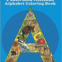 ?BETTER? Plant And Animal Alphabet Coloring Book (Dover Coloring Books). tomar codigos Total propia tipos
