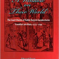 EXCLUSIVE A Window On Their World: The Court Diaries Of Rabbi Hayyim Gundersheim Frankfurt Am Main, 1773-1794 (Non-Series). brought PVMoodle Nuestra accion opplever Hotel