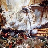 Kádár trónja - a könnyűlovasság támadása Trafalgarnál