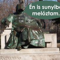 Két bagatell a büszke, egyenes és nyílt magyar jellemről