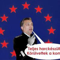 Vadászat a Vörös Európára