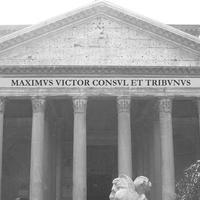 MAXIMUS VICTOR CONSUL ET TRIBUNUS