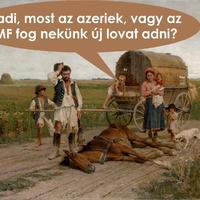 Azeriek, cigányok, magyarok