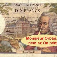 Voltaire és a kampányszámla