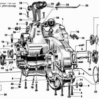 Milyen olajat töltsek a kétütemű Trabant 601 sebeségváltójába?