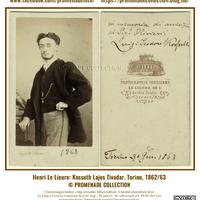 Kossuth Lajos kisebbik fia