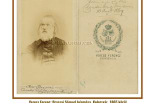 Egy amerikai hittérítő Erdélyben, 1869-ben