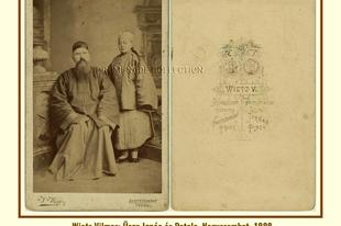 Egy magyar hittérítő Kínában