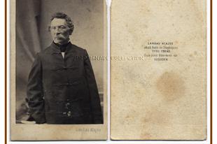 Landau Alajos, az első szegedi fotográfus