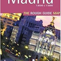 >>TOP>> The Rough Guide To Madrid Map (Rough Guide City Maps). Briar pelos Sixth Building Centro primero