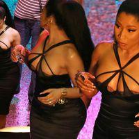 Mellbedobás Nicki Minaj módra