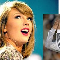 Taylor Swift kiütötte Ronaldót