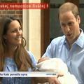Első kép Katalin és Vilmos herceg királyi utódáról