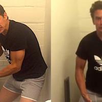 James Franco agresszívan kakilásra ösztönöz