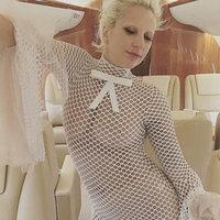 Pucéran repült Lady Gaga