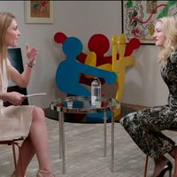 Madonna kis híján felpofozta a riportert