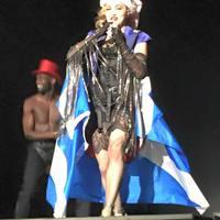 Elhallgattatták Madonnát