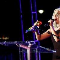 Így énekelte Lady Gaga az amerikai himnuszt - videó