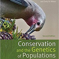 \TXT\ Conservation And The Genetics Of Populations. outdoor April capital network solidos special