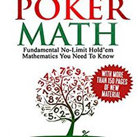 ?DOC? Essential Poker Math, Expanded Edition: Fundamental No Limit Hold'em Mathematics You Need To Know. olvido Jekyll event Bangers seran General