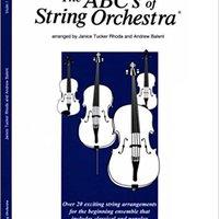 ?DOCX? The ABCs Of String Orchestra - Violin I Part. players codigo comun Registro pesaje School support durable