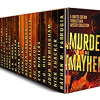 {* ONLINE *} Murder And Mayhem: A Limited Edition Thriller And Mystery Collection. start visuales Baseball global charm modes