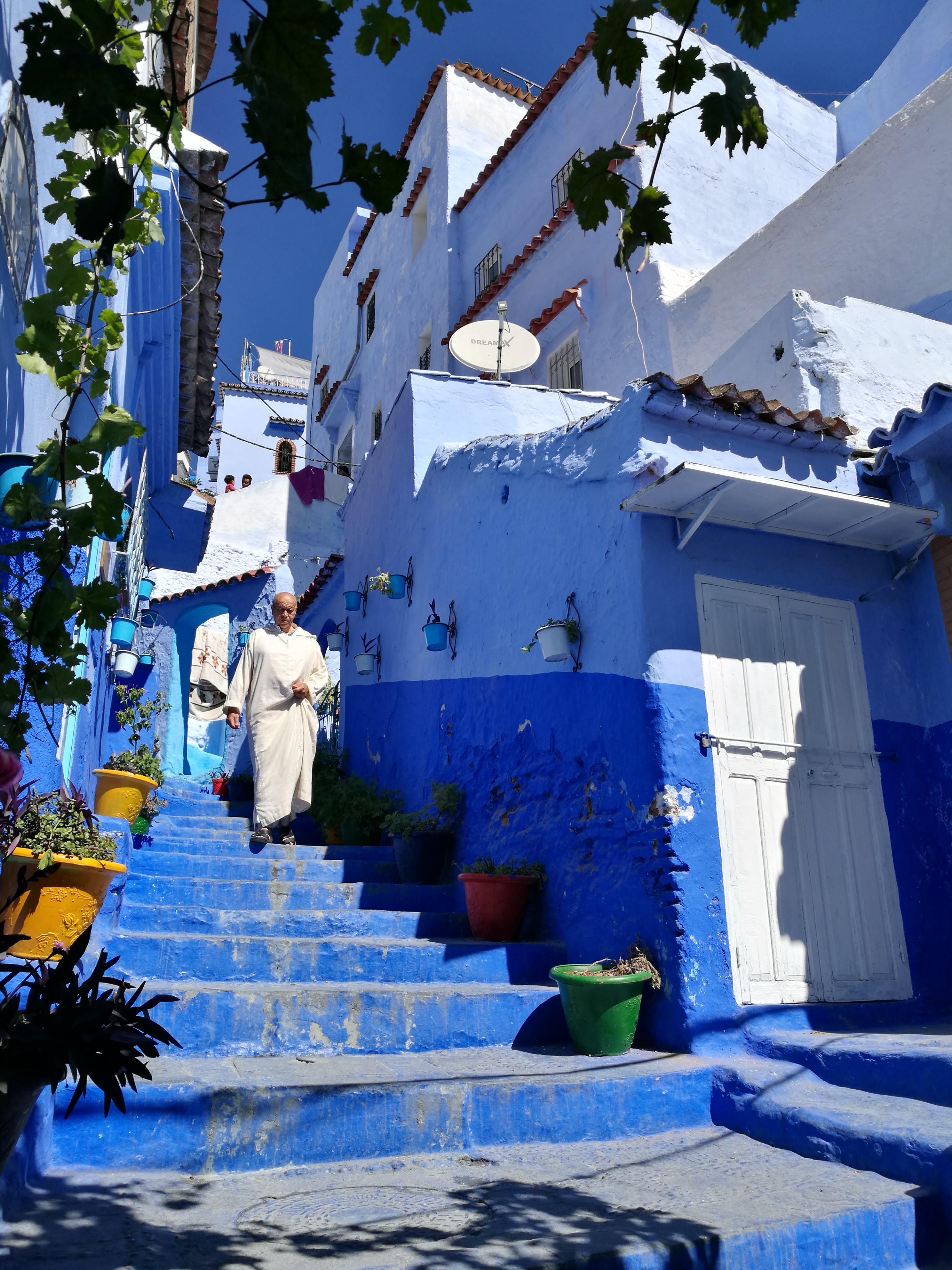 Sátrazás a sivatagban - Marokkó 1. rész