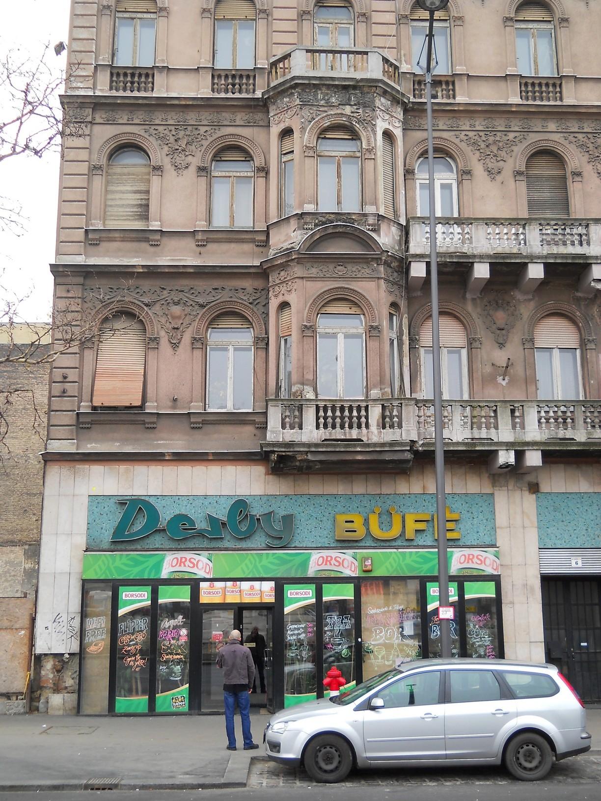 VIII., Baross tér
